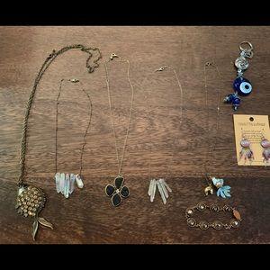 Jewelry - Lot of trendy boho jewelry